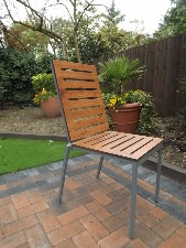 Endurance no maintenance outdoor chair