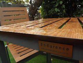 Endurance no maintenance outdoor table