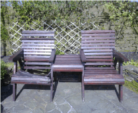 Endurance products last longer than standard wooden furniture
