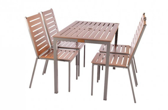Classic Rectangular Dining Table