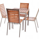 Classic Square Dining Table