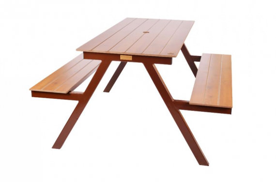 Classic Picnic Table - A Frame