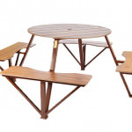 Classic Picnic Table - Round