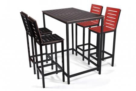 Mono Rectangular Poseur Table