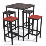 Mono Square Poseur Table