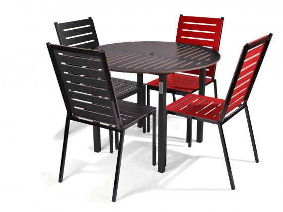 Mono Round Dining Table